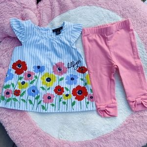 Tommy Hilfiger baby girl set